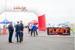 Velký fleetový den - Most 2017