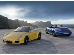 Porsche 911 na pneumatikách Goodyear Eagle F1 Asymetric 2