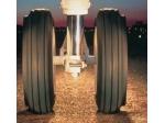 Letecké pneu ohroženy povodněmi