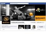 Conti v Česku má již na facebooku 10 000 příznivců