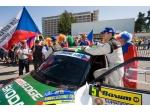 Barum Czech Rally Zlín tento víkend, poprvé živě na Eurosportu