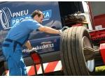 Goodyear ukázal zásah mobilního pneuservisu, podívejte se na foto a video