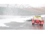 Zimní pneumatiky pro NASCAR? V Michiganu řeší neobvyklý problém