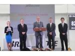 Továrna Bridgestone v Rusku položila základní kámen