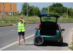 Defekt pneu? Raději v Brně než v Praze