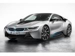 BMW i8 na Bridgestonech