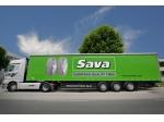 Nová návěsová pneumatika Sava Cargo 4