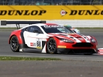 Aston Martin bude závodit na Dunlopech