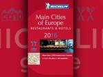 Právě vyšel Průvodce Michelin - Main Cities of Europe 2016
