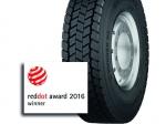 Semperit Runner D2 získal ocenění Red Dot Design Award