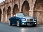 Pneumatiky pro Rolls-Royce Dawn