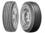 Nové nákladní pneumatiky Sava a Fulda