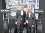 Van den Ban má svojí značku pneumatik