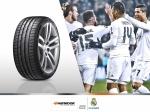 Hankook spozoruje Real Madrid