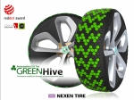 Další ocenění pro experimentální pneumatiky Nexen