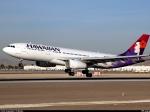 Nouzové přistání Hawaiian Airlines