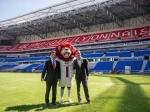 Kumho Tire sponzoruje Olympique Lyon