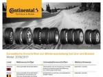 Continental informuje před zimou