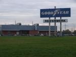 Goodyear zavírá továrnu ve Philippsburgu