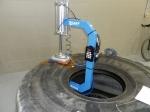 Opravy pneumatik - Vulkanizace je o tlaku