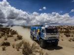 Tým KAMAZ-Master vyhrál Rallye Dakar
