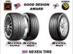Designový triumf dezénu pneumatik společnosti Nexen Tire