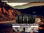 Vipal představil nový evropský web