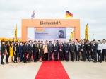 Continental začal stavět v Thajsku