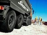 Hankook SmartWork OE pro automobily Scania