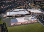 Brembo staví novou výrobní halu
