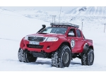 Arktické dobrodružství na spolehlivých pneumatikách