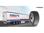 Hankook a Schmitz Cargobull prodloužily spolupráci