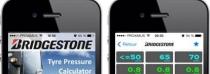 Tyre Pressure App od Bridgestonu