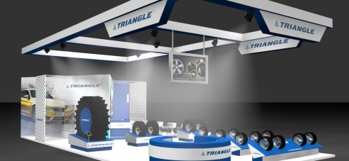 Triangle Tyre na Tire Cologne