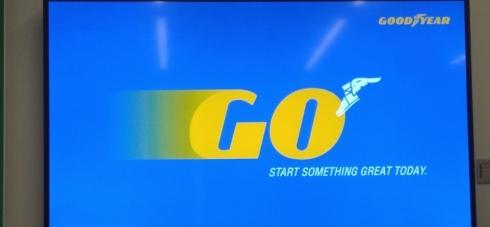 Goodyear s novou identitou