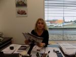 Hana Slavíková, vedoucí provozovny FirstStop, SQS, spol. s r.o., Brno