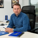 Boris Tománek, Marketing Manager CZ/SK/HU, Goodyear Dunlop Tires Czech s.r.o.
